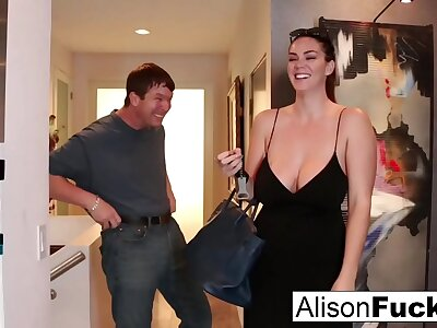 Order about Alison Tyler meets her Catfish then fucks his friend