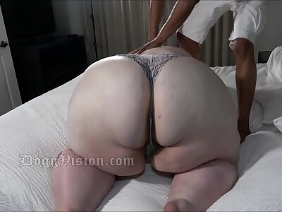 75 Inches of Ass Prankish Time BBC