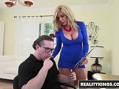 RealityKings - Beamy Chest Bigwig - Make an issue of Blow Project