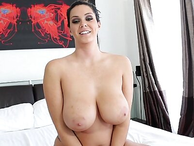 Alison Tyler's Obese Tits