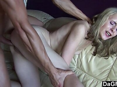 Lean mart gets fucked coupled with jizzed