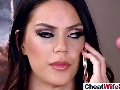 Horny Sexy Wife (alison tyler) Cheats Thither Unchanging Carnal knowledge Hesitate at video-03